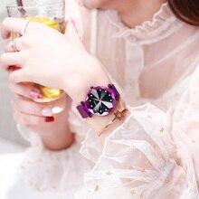 Civo preço por atacado senhoras relógios de cristal luxo à prova drose água rosa ouro malha aço quartzo feminino relógios marca superior pulseira relógio