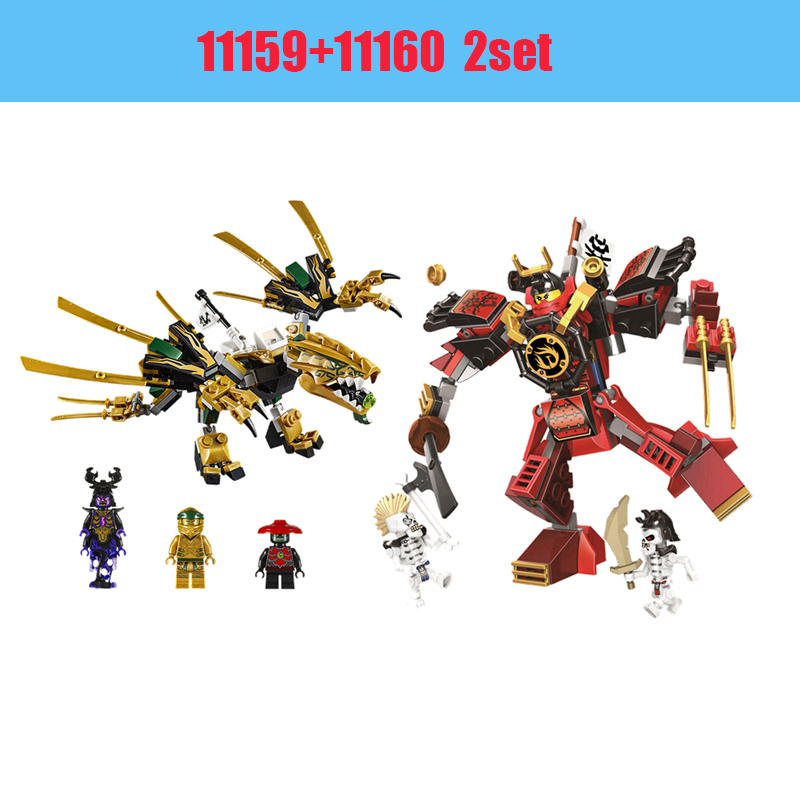 2019 <font><b>Ninjagoes</b></font> Jay's Storm Fighter Spaceship Wars Figures Model Building Blocks Compatible with legoinglys ninja <font><b>70668</b></font> Gift Toys image