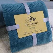 Одеяло для домашних животных теплый коврик кровати собак и кошек