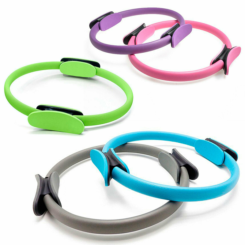 Comfortable Yoga Pilates Ring Made From High Quality PC Material 8