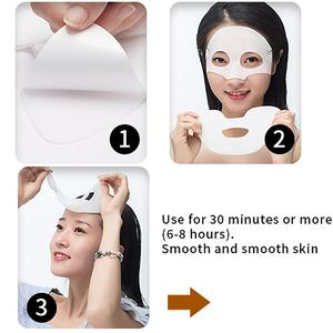 Image 5 - ILISYA Hydrogel Facial Mask High Quality Anti Wrinkle Anti Ageing Facial Mask Hydrating Tender Skin Mask Prevent Wrinkles 1 PC
