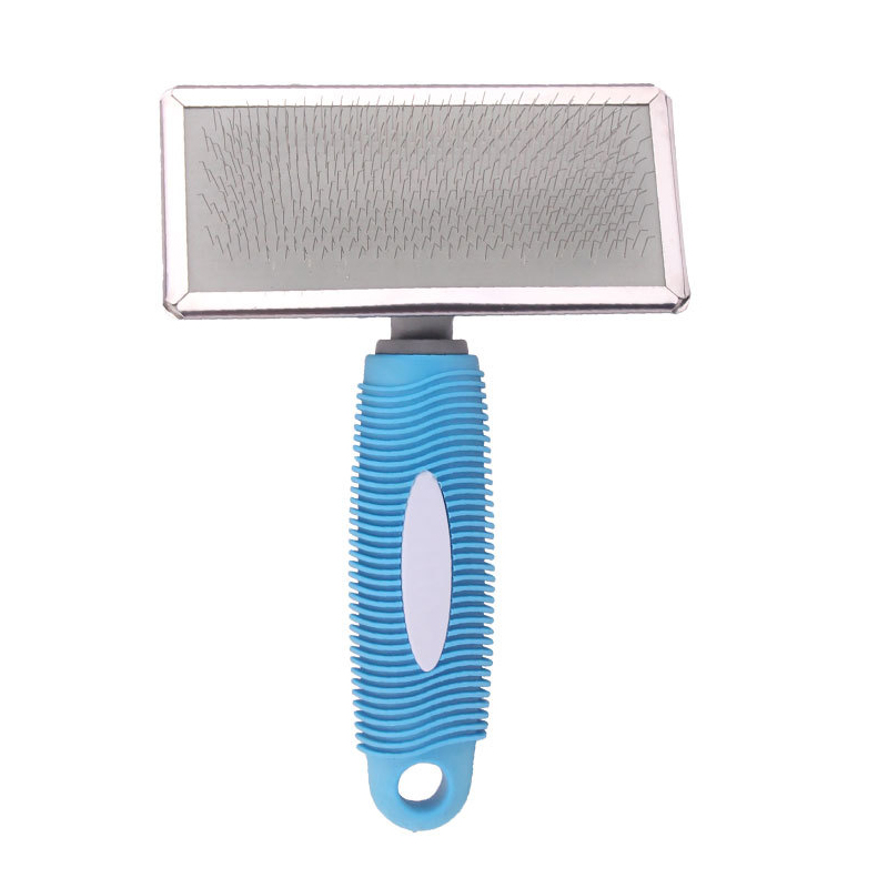 Needle Pet Dog Hair Removal Combs Cats Fur Cleaning Brush Durable Portable Cleaning Massage Hair Remover for Dogs Cats