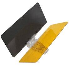 Car Sun Visor HD Anti Sunlight Dazzling Goggle Day Night Vision Driving Mirror UV Fold Flip Down Clear View