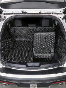 JHO Trunk-Mats Car-Accessories Cargo Ford Explorer Cover Liner Carpets 13/14/15-16-17/..