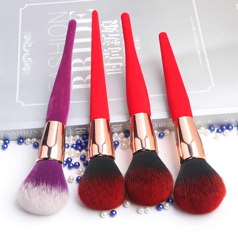 Hot Powder Brush Up Kwasten Set Professionele Cosmetica Borstels Oogschaduw Lip Penselen Set Gezicht Schoonheid Foundation Make-Up Tool