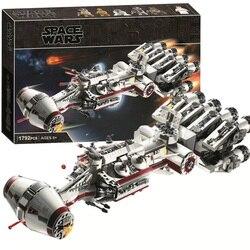 New compatible 05046 Star Wars Lepining Series Tantive Iv Rebel Blockade Runner Building Blocks 75244 Bricks Toys For Children