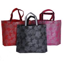 Nowa damska damska składana torba na zakupy wodoodporna gruba torebka na co dzień przenośna duża pojemność Zip Nylon Tote darmowa wysyłka tanie tanio ZTBBAO WOMEN Stałe Nie zamek Shopping Bags Moda