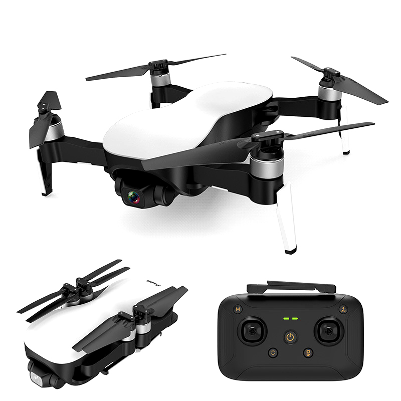 Try Pro Drone 3-axis Gimbal With 4k Camera Hd Professional Aerial Photography 25 Mins fly Time Rc Drone Quadcopter Rtf Vs X12 image