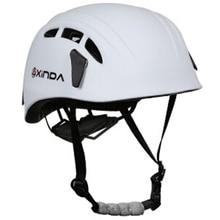 Xinda Outdoor Rock Climbing Downhill Helmet Riding Expansion Stimulation Adventure Caving Work Hel