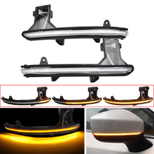 LED Dynamic Turn Signal For Mazda CX 5 CX5 KF 2017 2018 2019 CX 8 CX 9 CX9 Mirror Sequential Indicator Blinker Light