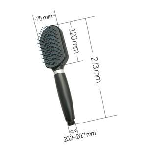 Image 4 - Wasourlf Cabezal de ducha Oxygenics, cabezal de ducha cuadrado presurizado, baño de ducha, cepillo de pelo de plástico ABS, boquilla de ducha de baño