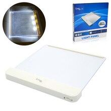 NEW PMMA Flat Panel Reading Lamp LED Book Light Car Travel R