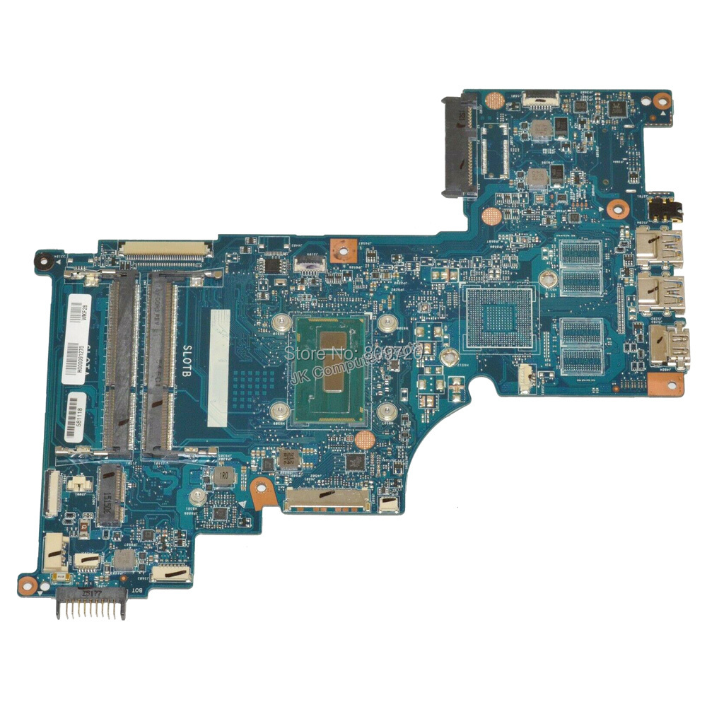Laptop Motherboard With I5-5200U CPU DDR3 H000091270 AR10SU/CU MB R2.1 For Toshiba Satellite C75 L75-C