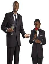 цена на Boys Suits Formal Children Costume For Boy Wedding Suit Kids Blazer 3 Pieces Summer Child   Tuxedo Costume For Kids