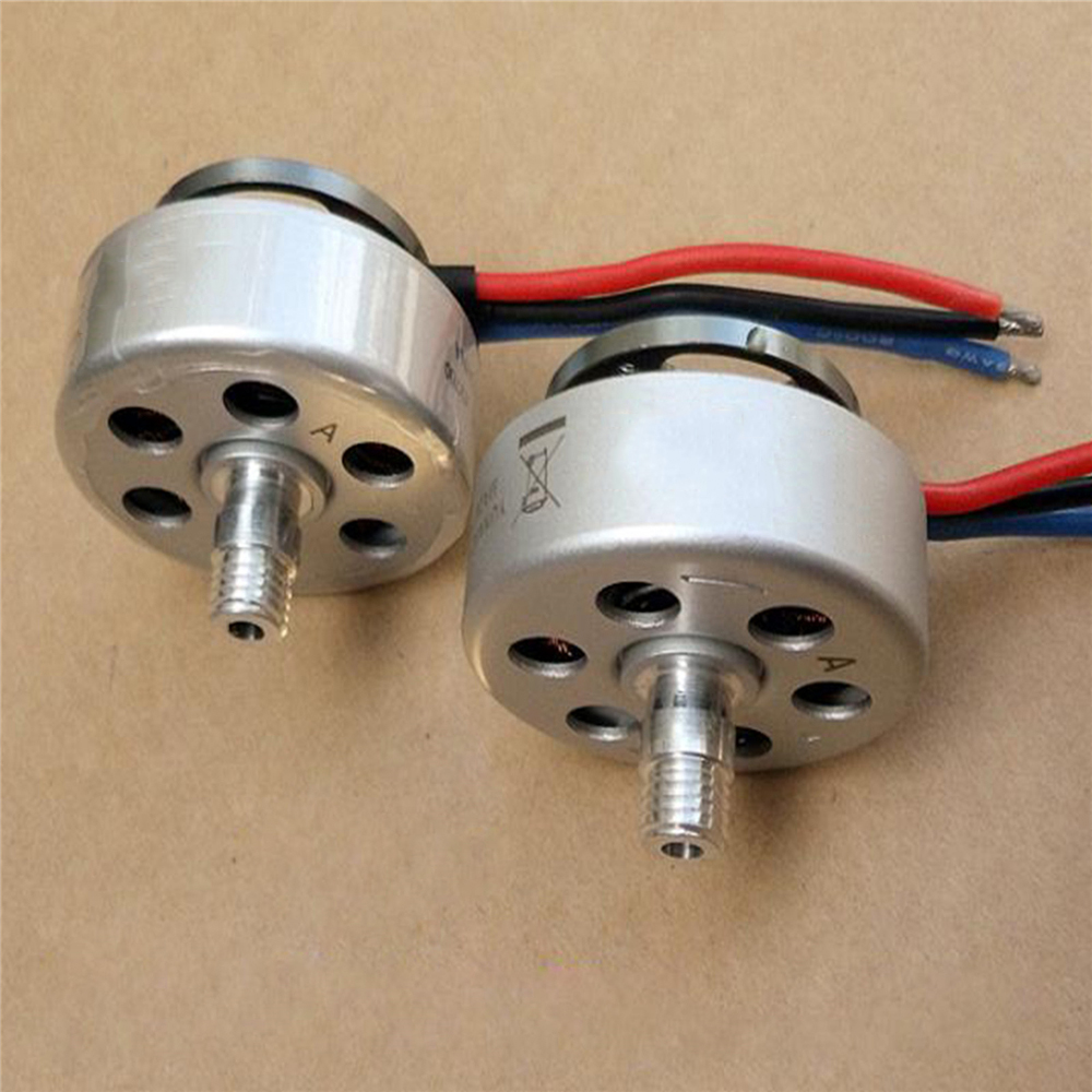 Micro Brushless Motor For YUNEEC Q500 Multi-axis Drone Parts Replacement Spindle CW Steering Motor