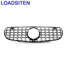 Auto Parts Exterior Accessory Modified Modification Mouldings Car Accessories Racing Grills FOR Mercedes Benz C Class