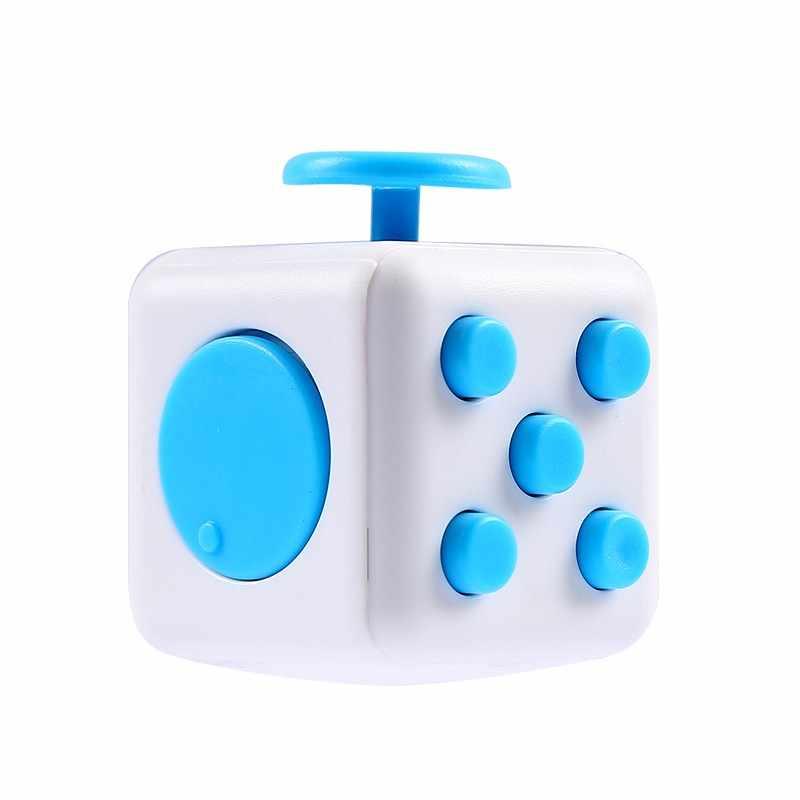 مكافحة الإجهاد المشاكل القلق لغز لغز ضد الإجهاد Oyuncak الضغط Rubis مملة ألعاب إبداعية للأطفال الكبار