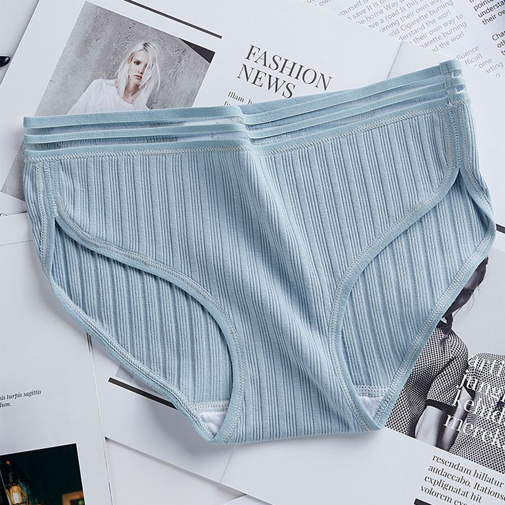 Fashion Simple Lace Seamless Women Panties Sex Low Waist Sexy Cotton Panties Female Seamless Casual Soft Panties
