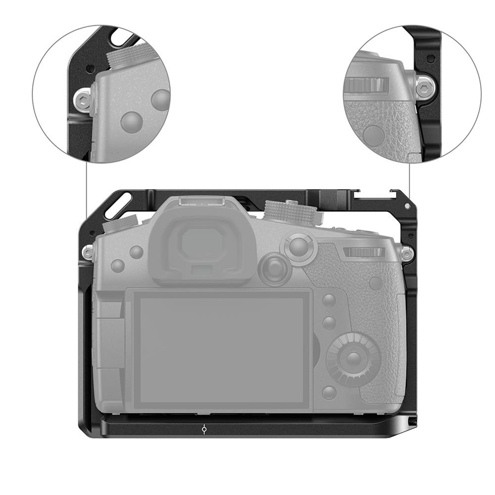 Kletka za kamero SmallRig za Panasonic GH5 in GH5S z nosilcem - Kamera in foto - Fotografija 6