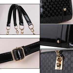 Image 5 - Fashion Luxury Women Handbag Women Vintage Designers Luxury Shoulder Bags Female Top handle Bags Fashion Brand Handbag