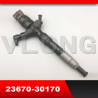 Genuine and original brand new Common rail injector 295900 0190 295900 0240 for 23670 30170 23670 39445 23670 30290