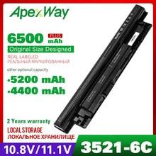 Bateria do portátil Para Dell Inspiron 17R 5721 17 3721 15R 5521 15 3521 14R 5421 14 3421 MR90Y VR7HM W6XNM X29KD VOSTRO 2521