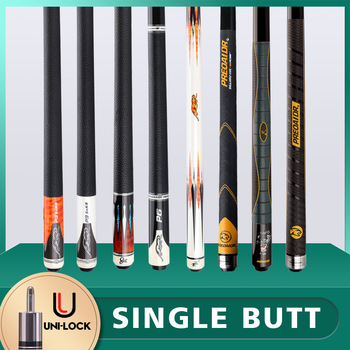 PREOAIDR 3142 Z2 Single Butt Fit Uni-lock Joint Billiard Pool Cue Stick Cue Kit Billar Cue Kit Nine Ball Black 8 China