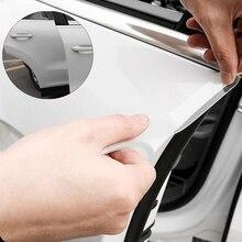 Car Stickers Exterior interior Door Protector Tapes For Skoda Superb Octavia A5 Fabia Rapid Yeti Citroen C4 C5 C3 Grand Picasso