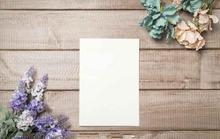 цена на Vinyl Custom Photography Backdrops Prop Wood Planks floral Theme Photo Studio Background MH19511-87655