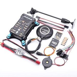 Image 2 - Pixhawk PX4 PIX 2.4.8 32 ビットフライトコントローラー付/4 グラム SD M8N GPS + 433/915 433mhz の 100 Mw ラジオテレメトリ + + I2C + PPM + xt60 電源モジュール