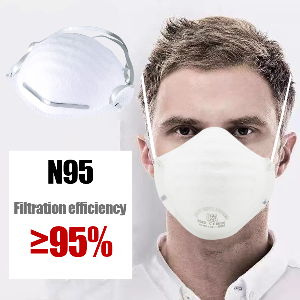 Virus Protect High Quality As  FFP1  Mouth Cover Dust Masks PM2.5 Filter Safety Mask Protection 3M Mascarilla