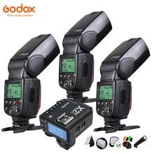 GODOX TT600 GN60 Flash lumière maître esclave Speedlite 2.4G système sans fil pour appareil photo reflex numérique Canon Nikon Pentax Olympus Fuji Sony