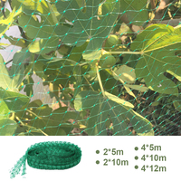 2/4/5M Extra Strong Anti Bird Netting Garden Allotment Doesn\'t Tangle And Reusable Lasting Protection Against Birds Deer