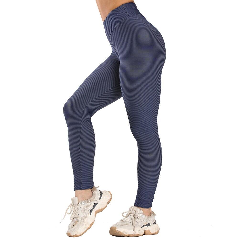 Women Sport Textured Booty Leggings 22