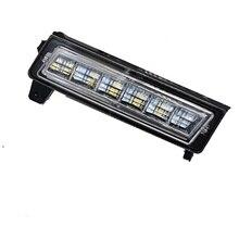 1649060151 1649060251 W164 ABS Car fog lights lamps for Mercedes-Benz ML300 ML350 ML450 ML500
