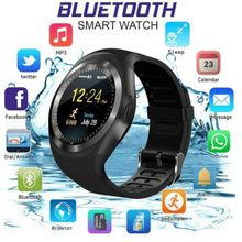 Smart Watch Men Bluetooth Sport Watches Women Smartwatch Support Sim TF Card Phone Call Push Message Camera For Android Phone цена 2017
