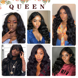 Image 5 - Body Wave Lace Front Human Hair Wigs Brazilian 30 32 Inch Body Wave Wig 360 HD Lace Frontal Wig For Black Women Queen Hair Wigs