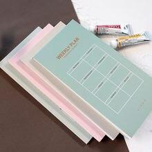Оригинальный блокнот core street life small note series с узорами