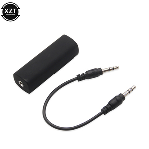 Ground Loop Noise Isolator Anti-interference Safe Accessories Clear Sound Car Audio Aux With 3.5mmCable Home Stereo Portable