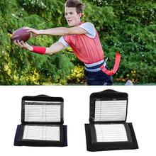 American Football Tactical Board Tactical Wristband Convenient To Carry Team Tactical Training Book