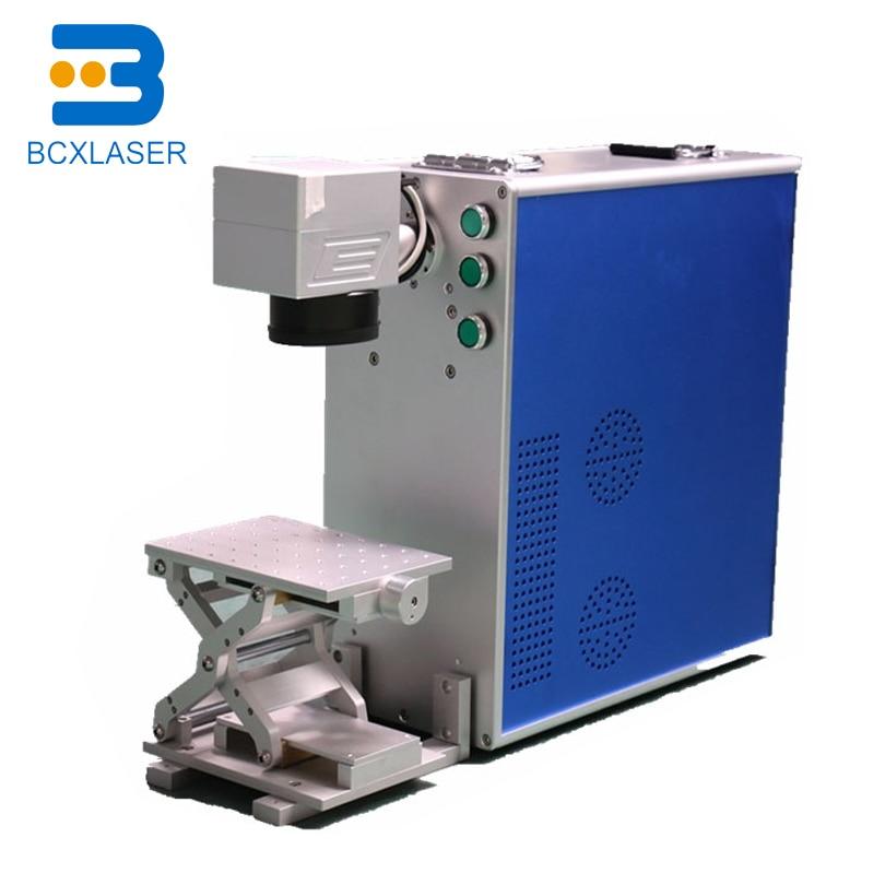 Usine vente directe 20 W machine de marquage laser pour métal abs prix pas cher