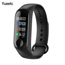 Smart Band Waterproof Fitness Tracker monitor VS M3 Plus Smart Bracelet wristband Blood Pressure Heart Rate Monitor PK Mi Band 3 fitness tracker smart wristband heart rate monitor smart band g16 activity smartwatch blood pressure ip67 bracelet vs mi band 3