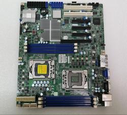 X8DTL-iF  X8DTL-IF dual X58 1366 server workstation motherboard