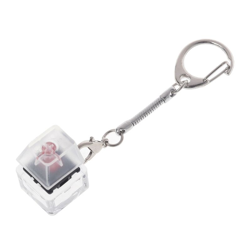Gateron MX Switch Mechanical Switch Keychain For Keyboard Switches Tester Kit Without LED Light Toys Stress Relief Gifts PXPA