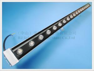 Image 2 - LED wall washer 18W high power wall washer light lamp staining light LED bar light AC85 265V  W / WW / R / Y / B / G / RGB