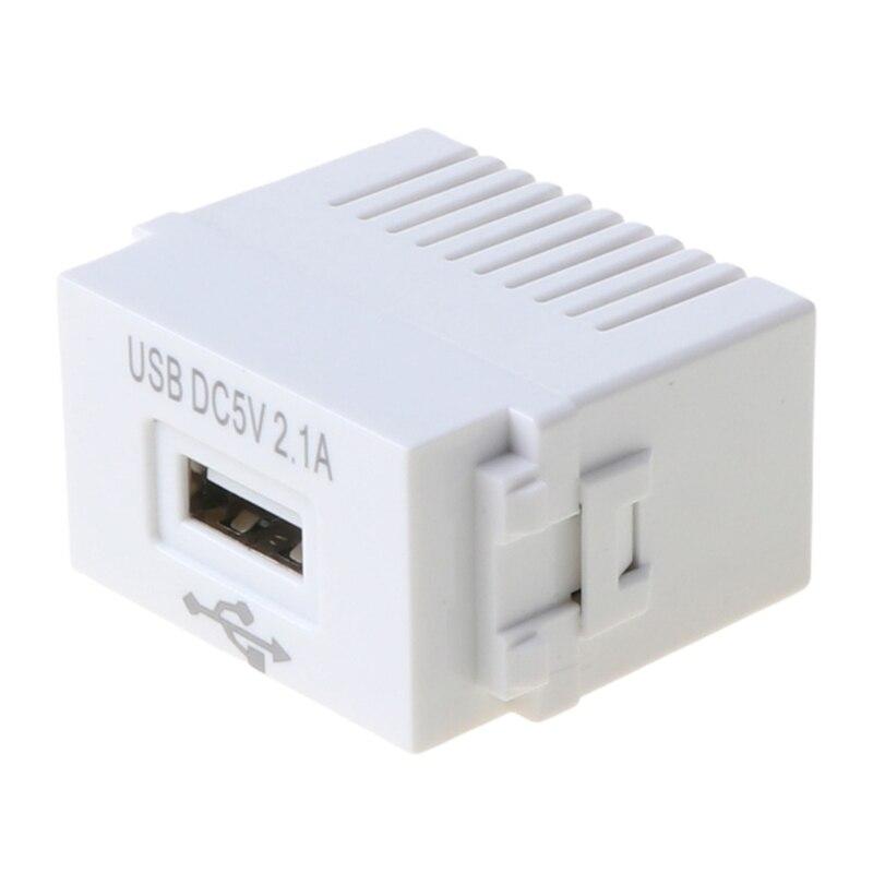 128Type 220 V zu 5 V 1A Usb-schnittstelle Adapter Schalt Modul 2,1 EINE USB Lade J08 21 Dropshipping