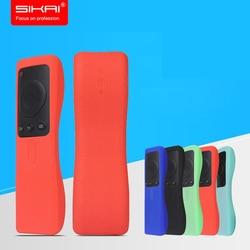 SIKAI 2018 Protective Case for Xiaomi MI TV BOX 3 Remote Cover for Xiaomi Mi Box 3 For MI Android TV Box Set top TV Box Remote