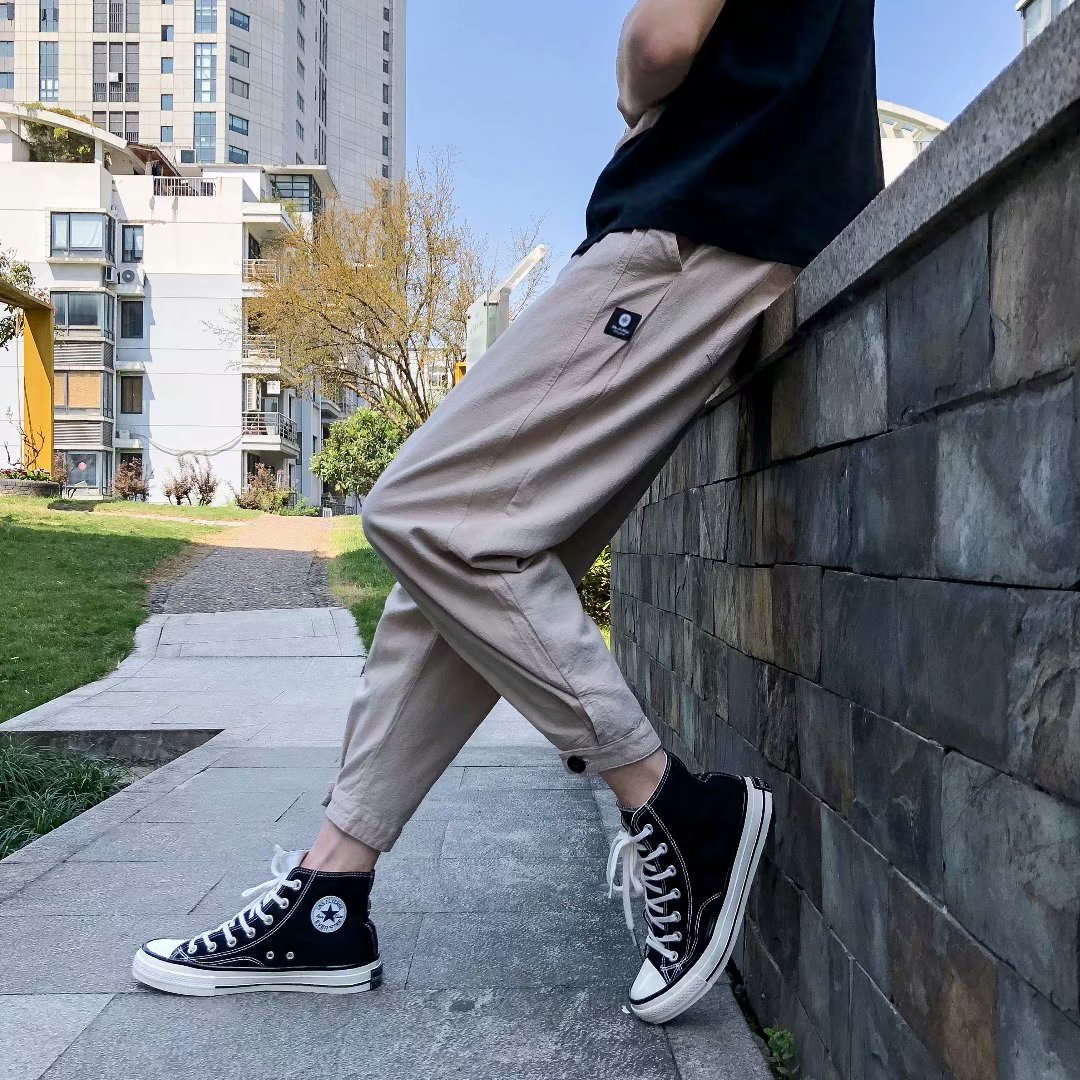 Promote▄Mens Pants Winter Summer Casual Fashion New Autumn Popular Aq121 Hot-Selling