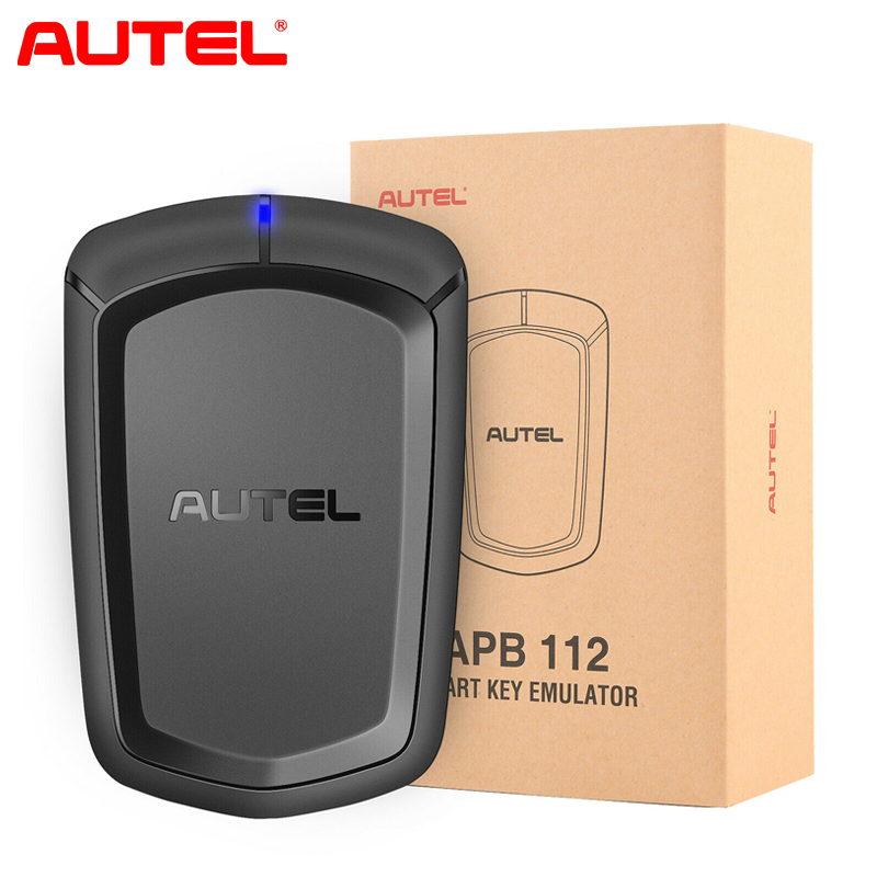 Autel APB112 Smart Key Simulator Data Collection For Autel MaxiIM IM508 IM608 MX808IM Supports 46 4D Chip Password Calculation|Code Readers & Scan Tools| - AliExpress