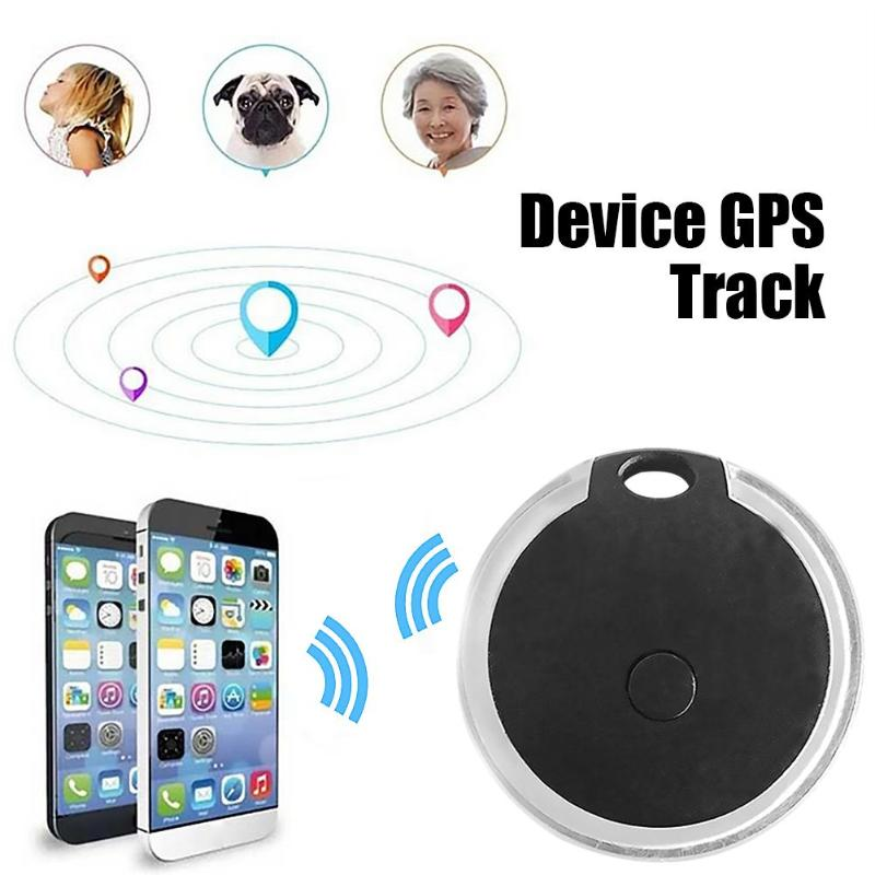 Dispositivo antipérdida inteligente con Bluetooth, Mini rastreador GPS de prevención de pérdidas a prueba de agua para perros y gatos Cable de carga Universal de 3 pines y 5mm con Clip, compatible con relojes inteligentes, pulseras inteligentes Puerto USB de carga cargadores de respaldo de emergencia